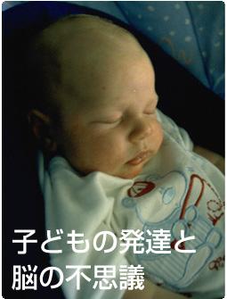 子どもの発達と脳の不思議-babycom